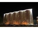 Архитектурное освещение жилых домов в г.Химки